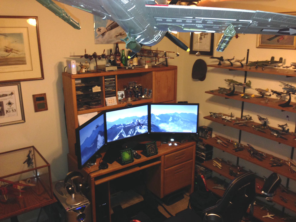 Man Cave Usa : Ultimate man cave simhq forums