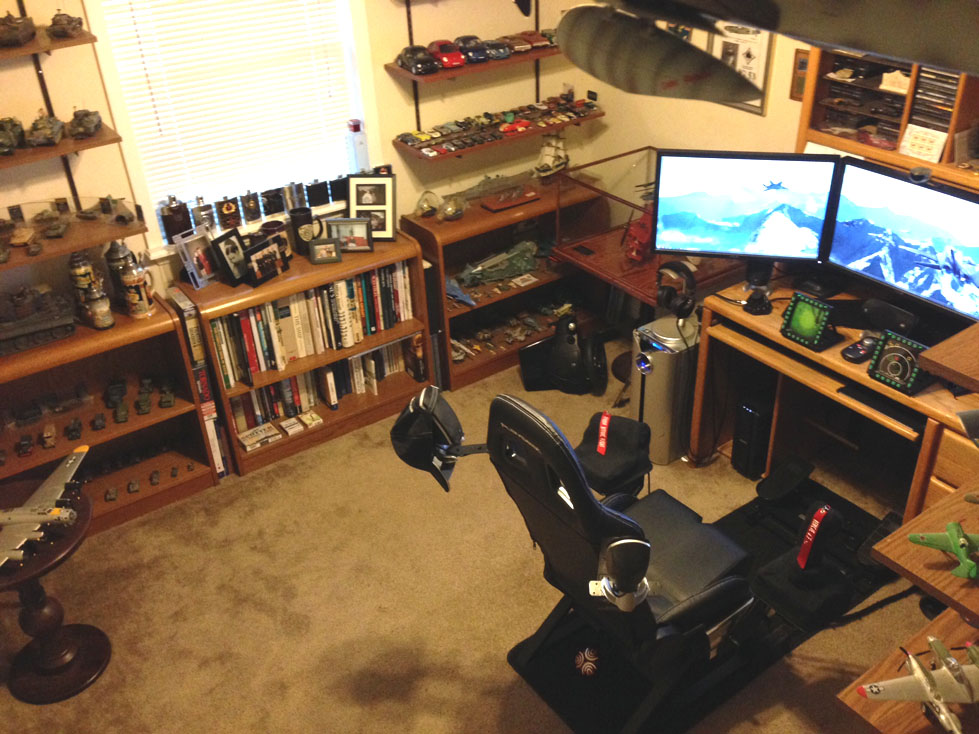 Man Caves Uk For Sale : Ultimate man cave simhq forums